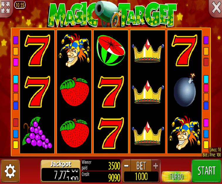 gry hazardowe jednoreki bandyta online