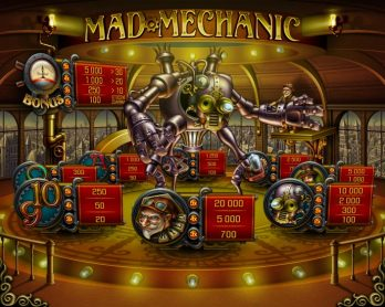 mad mechanic automat online