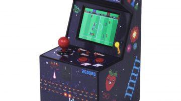 mini automat z grami arcade