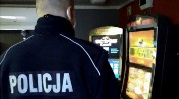 otwock ponad 200 nielegalnych automatow do gier hazardowych