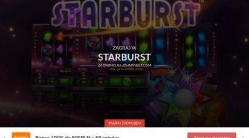 Starburst online za darmo bez rejestracji